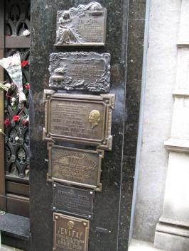 Evita - Recoleta Cemetery